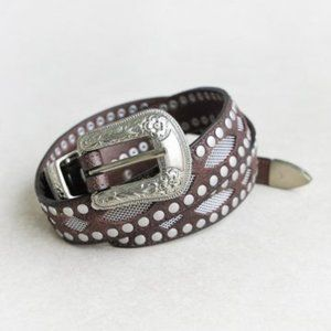 Spell & the Gypsy Collective The Outlaw Belt M/L